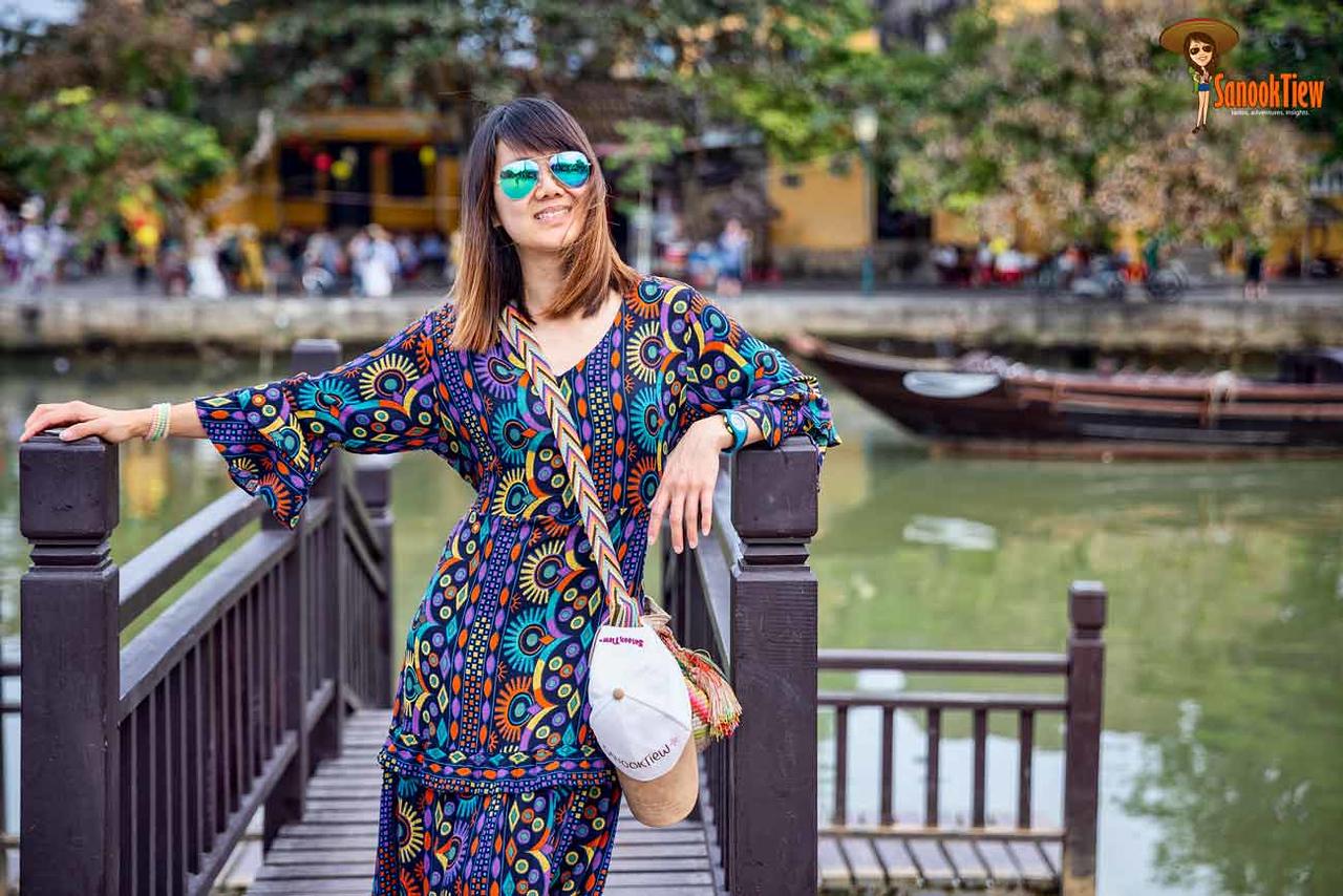 เวียดนาม; เที่ยวเวียดนาม; เวียดนามใต้; เที่ยวเวียดนามใต้; สะพานญี่ปุ่น