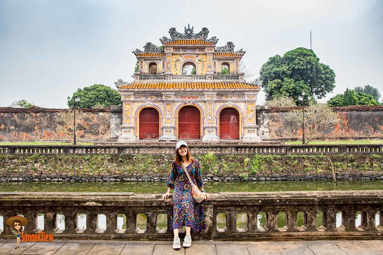 ข้อมูล เที่ยวเวียดนาม เวียดนาม Vietnam Guide พระราชวังโบราณ ที่ เว้ ค่ะ