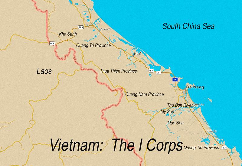 Vietnam Maps Dennis Darmek