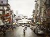 Rain, Central District , Ho Chi Minh City, Vietnam