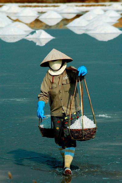 Salt Walk - Khan Hoa