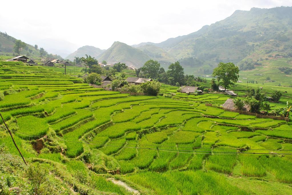 backpacking around vietnam northern