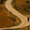 A Lone Walker