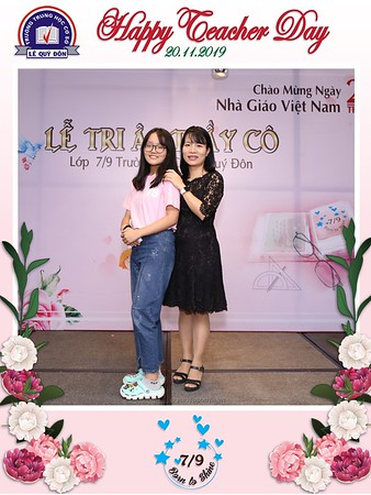 Happy-Teachers-Day-20-11-Le-Quy-Don-Class-7-9-instant-print-photobooth-Chup-anh-in-hinh-lay-lien-WefieBox-Photobooth-Vietnam-090