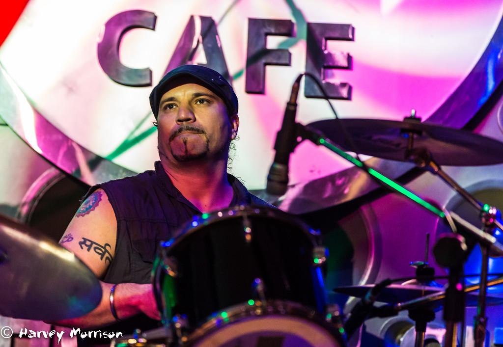 Curtis King MegaGroup at Hard Rock Cafe Saigon