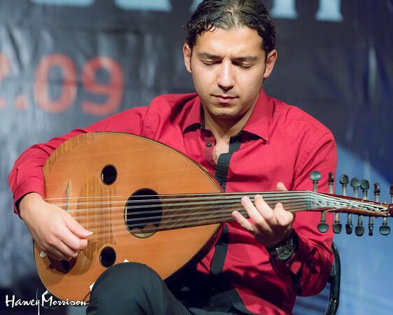 Faycal Salhi and Quartet