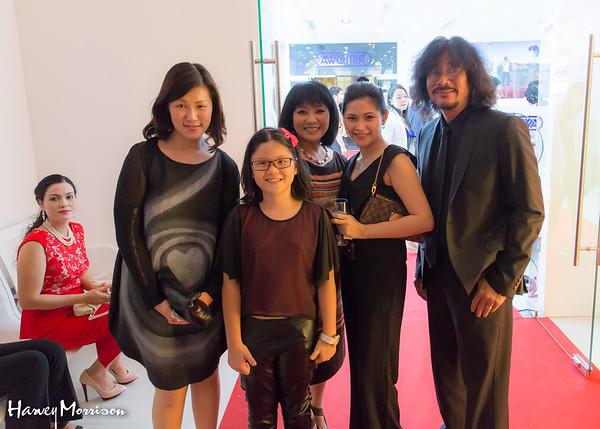 Rimowa New Flagship Store Ho Chi Ming Sept 2013
