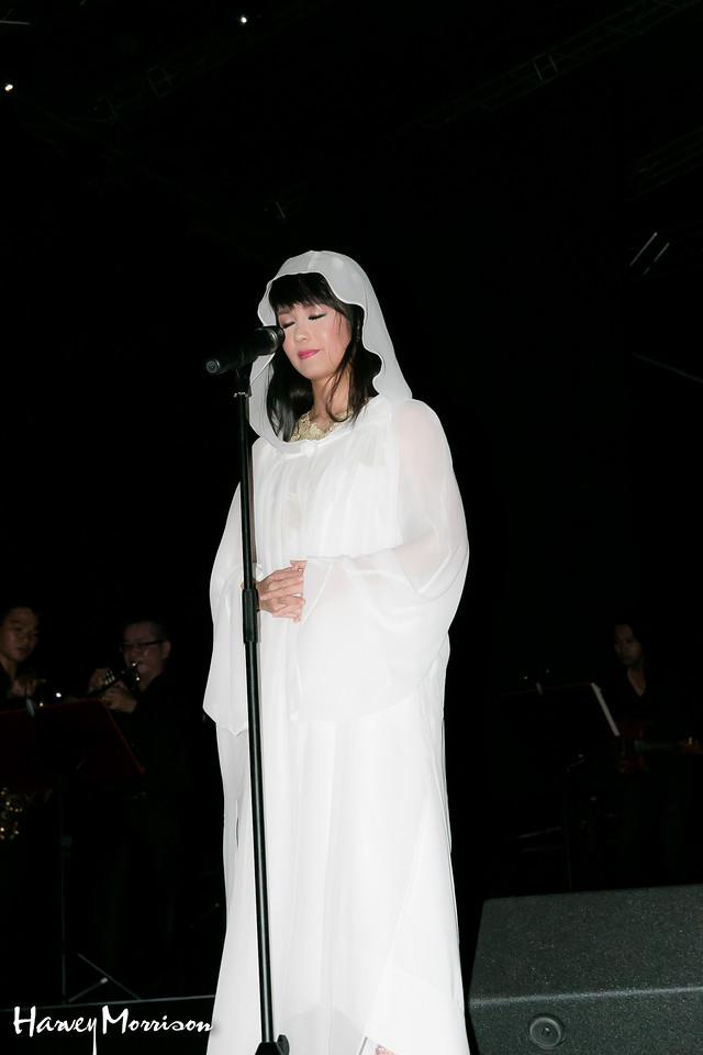 Hong Nhung Vietnam Diva and close friend of TCS