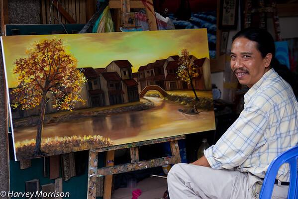 Nguyen Hoang Vietnam Artist