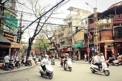 Hanoi Quick Guide, image copyright Andrea Schaffer