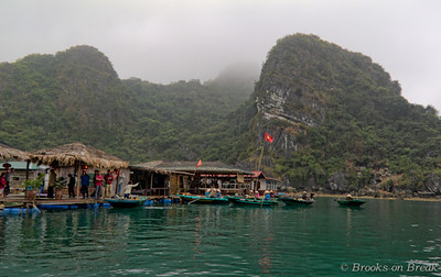 Vung Vieng fishing village © Russ Brooks