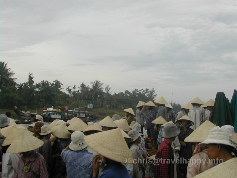 Market Day, Hoi An, Vietnam