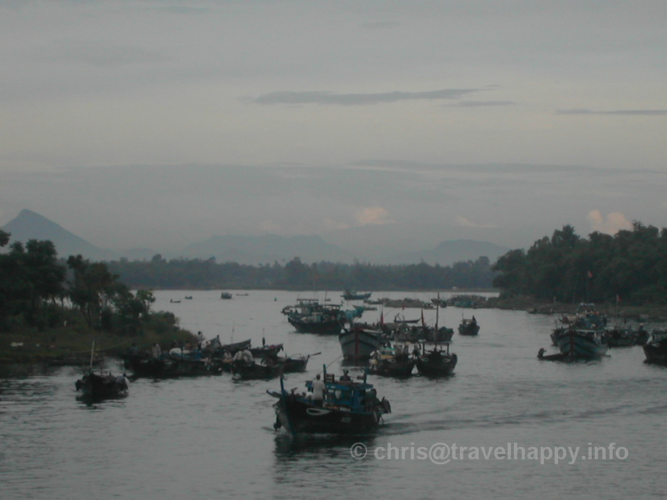 The Daily Commute, Hoi An, Vietnam
