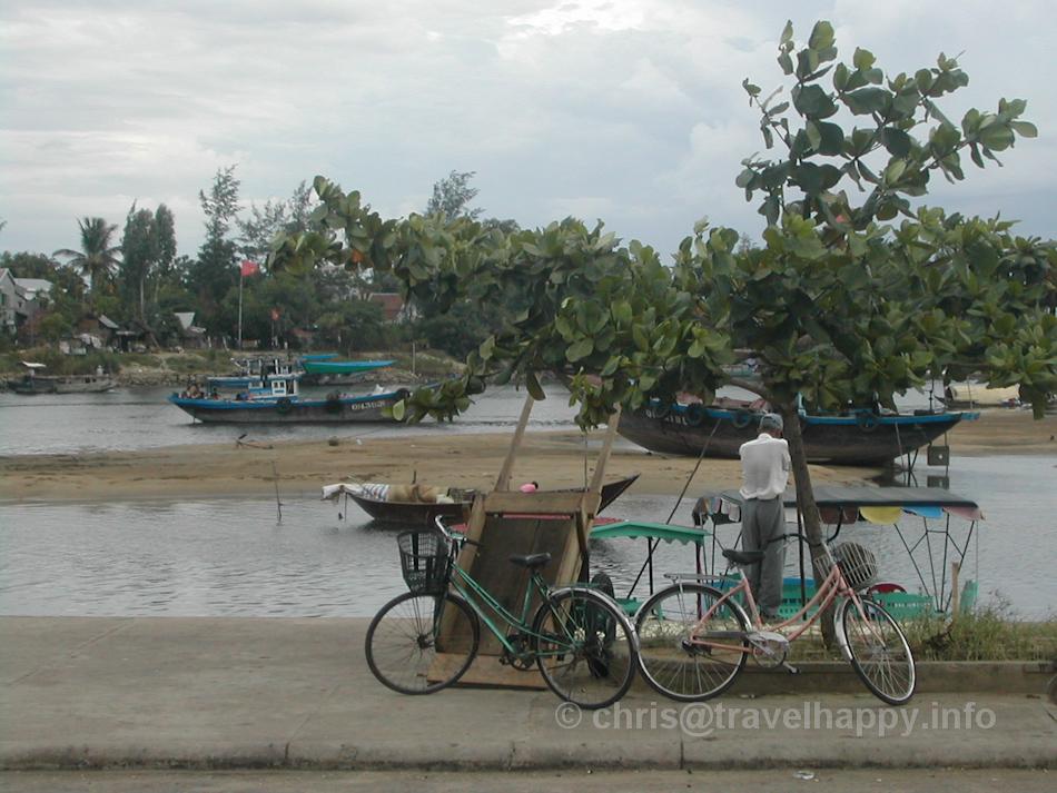 Riverfront, Hoi An, Vietnam