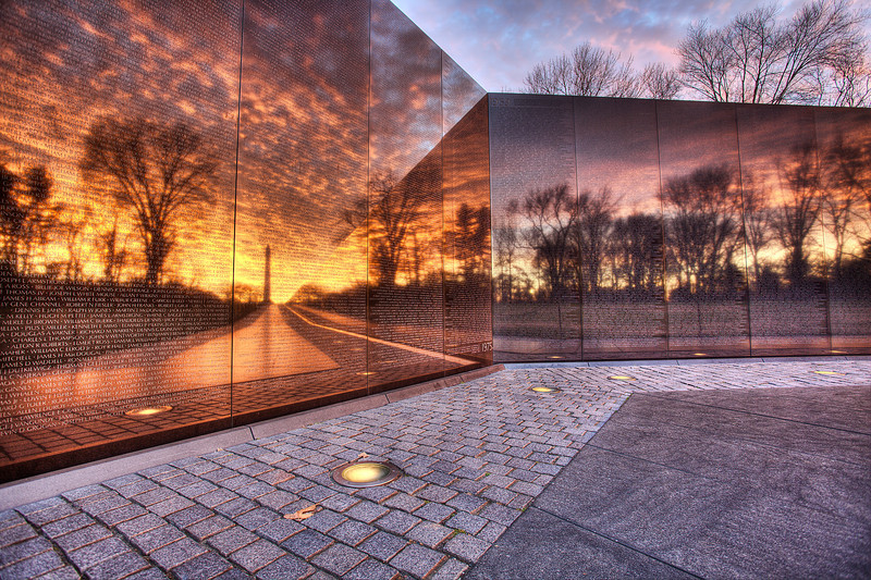 Vietnam Memorial Reflection