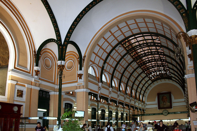 066 Central Post Office, Ho Chi Minh City