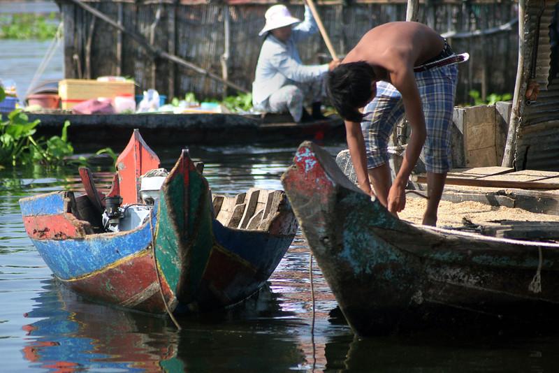 153 Tonle Sap Lake, Cambodia