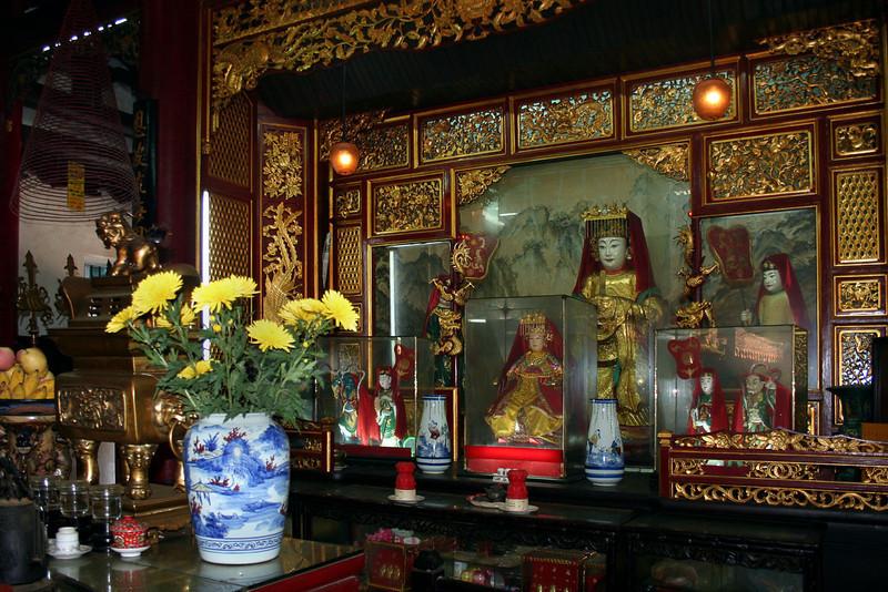 Goddess of Fertility, Phuc Kien Assembly Hall, Hoi An