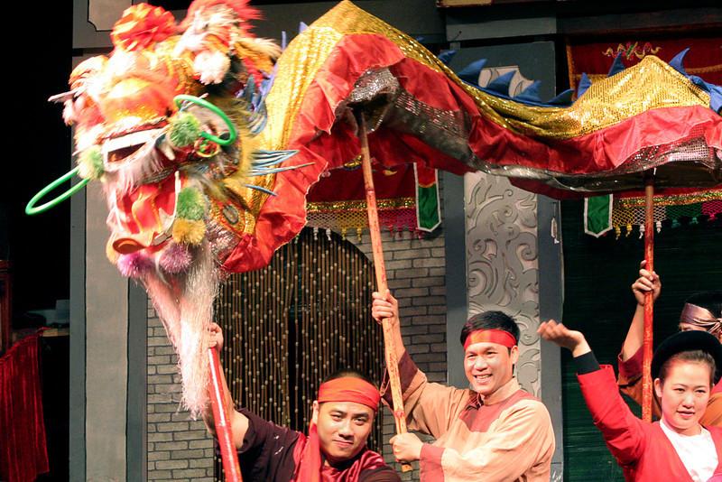 140 Water Puppet Theater,  Hanoi
