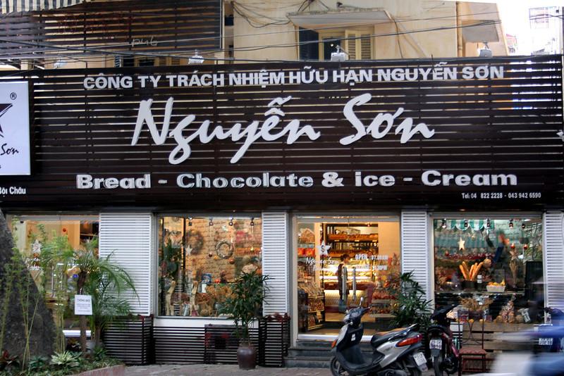 The Perfect shop, Hanoi