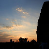 123 Watching sunset at Angkor, Siem Reap