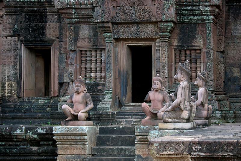 191 Banteay Srei, Angkor