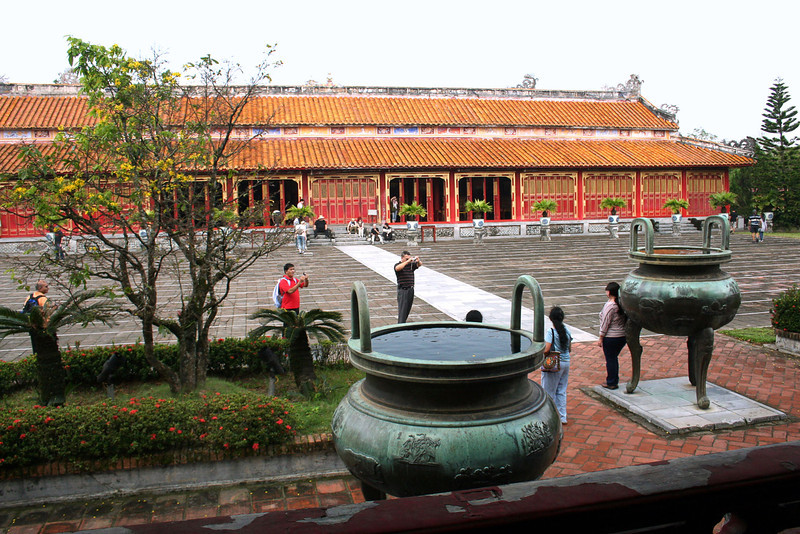 To Mieu Temple, Imperial City, Hue