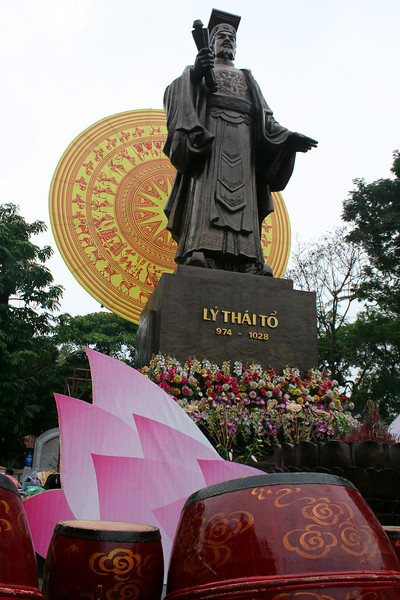 King Ly Thai To Monument, Hanoi