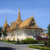 Throne Hall, Royal Palace, Phnom Penh