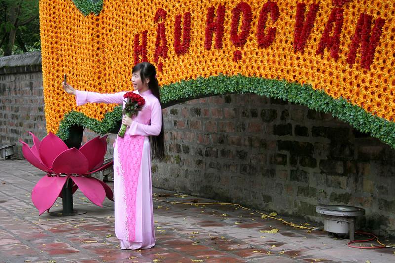 179 Temple of Literature, Hanoi