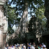 173 A LOT of people, Angkor