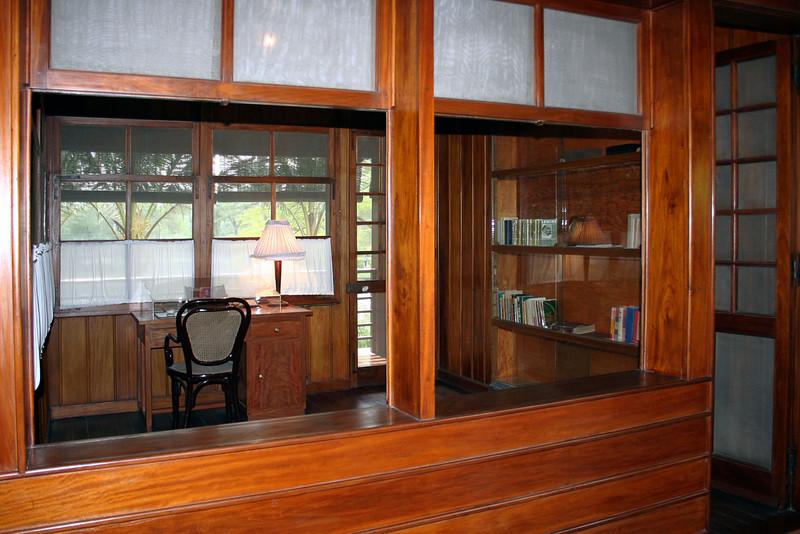 Ho Chi Minh's house #2, Hanoi