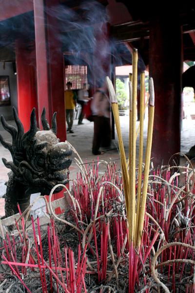 190 Temple of Literature, Hanoi