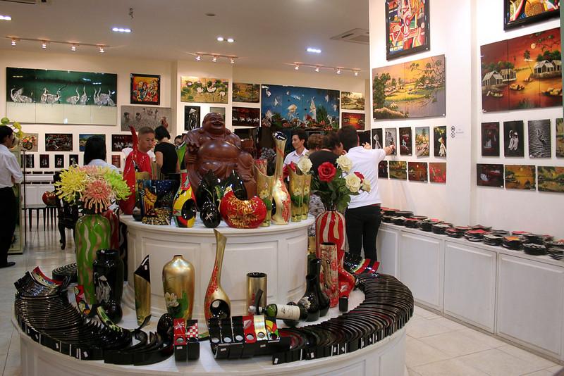 074 Lacquerware, Ho Chi Minh City