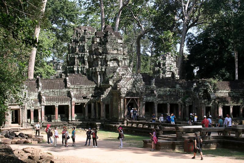 164 Prah Khan, Angkor, Cambodia