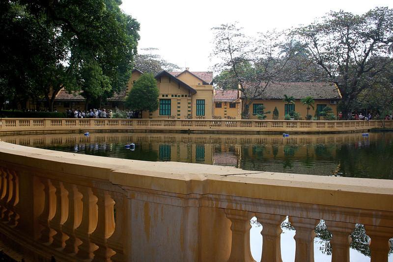 Ho Chi Minh's house #1, Hanoi