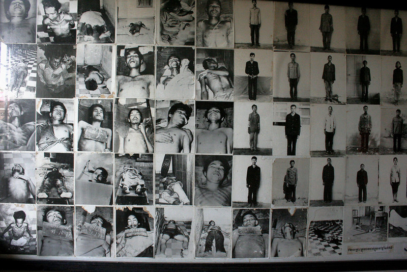 069 Tuol Sleng Museum, Phnom Penh