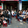 The youth of Hanoi