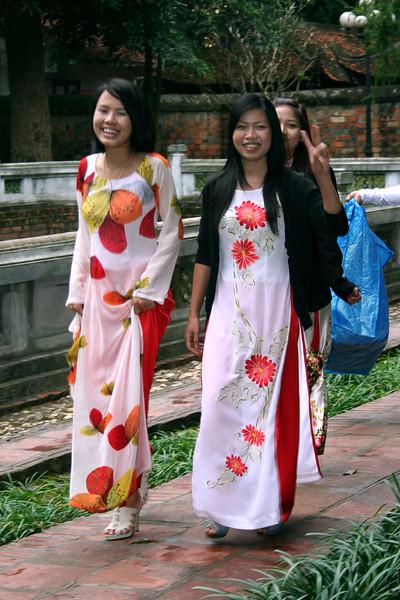 Graduation Day, Hanoi
