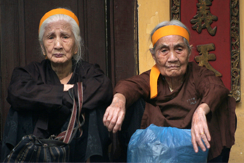 156 Quan Su Pagoda, Hanoi
