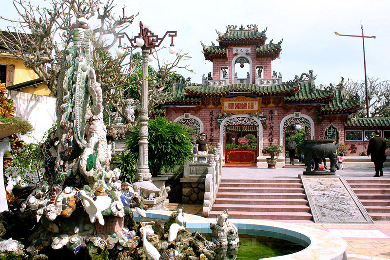 Phuc Kien Assembly Hall, Hoi An