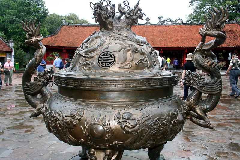 186 Temple of Literature, Hanoi