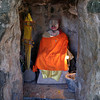 Neak Ta, Silver Pagoda complex