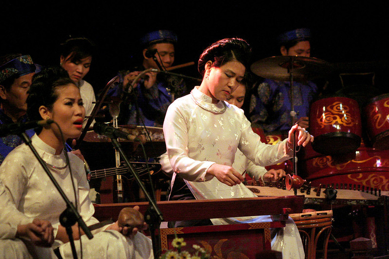 136 Water Puppet Theater,  Hanoi