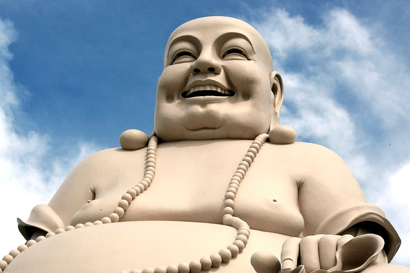 007  Vinh Trang Pagoda, My Tho