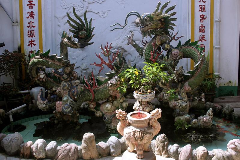 Dragon Pod, Phuc Kien Assembly Hall, Hoi An