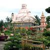 Vinh Trang Pagoda, My Tho, Vietnam