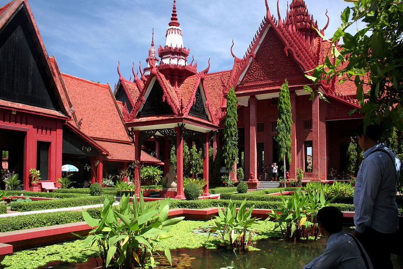 035 National Museum of Cambodia