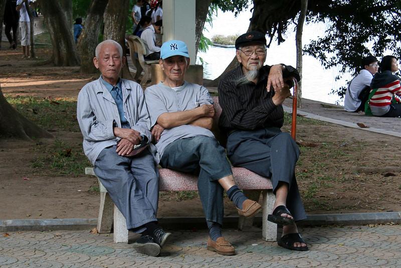 112 Hoam Kiem lake, Hanoi