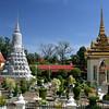 019 Silver Pagoda complex, Phnom Penh